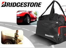 บริดจสโตนจัดโปรโมชั่นพิเศษ  ซื้อยางบริดจสโตน ครบ 4 เส้น รับฟรีกระเป๋า Bridgestone Always with you