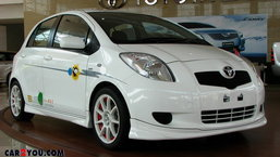TOYOTA YARIS 1.5 S Limited AT