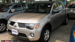 MITSUBISHI TRITON DOUBLECAB GLS Limited 3.2 AT 4WD