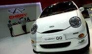 รถยนต์ Motor show 2010 -CHERY