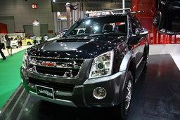 รถยนต์ Motor show 2010 -ISUZU