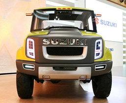 Suzuki X-Head สุดยอดรถเอนกประสงศ์