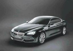 BMW Concept Gran Coupe สวยเข้มอารมณ์สปอร์ต