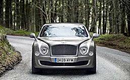 Bentley Mulsanne หรูหรา มีเสน่ห์