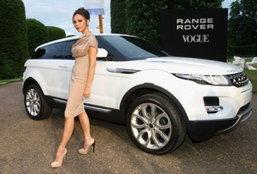 Range Rover Evoque 2011เอสยูวีสายพันธ์ใหม่