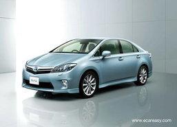 All-New Toyota Sai ไฮบริดหรูตัวเลือกแทนเลกซัส