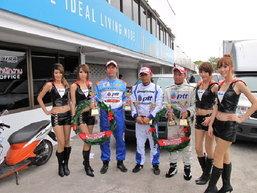 นักแข่งทีม PTT คว้าชัยใน Pro racing Series สนามที่ 3