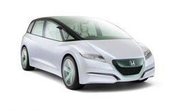Honda Skydeck Concept  ต้นแบบเอ็มพีวีไฮบริดมาดสปอร์ต