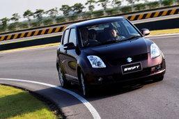 New Suzuki Swift ขับสบาย ดีไซน์โดนใจ