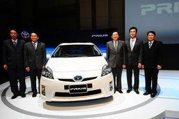 Toyota เอาจริง...ปล่อย Prius ลุยไทย