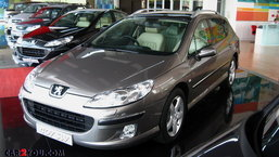 PEUGEOT 407 SW EXECUTIVE 2.0 AT