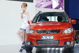 ME.2010 : Suzuki SX 4 เจ้าตัวเล็กพันธุ์แกร่งเอาใจคนชอบลุย