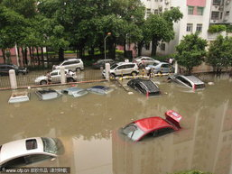 รถโดนน้ำท่วม ..ดูอย่างไรจึงจะรู้ว่าย้อมแมวขาย
