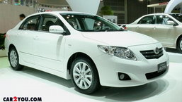 TOYOTA COROLLA ALTIS 1.6 G AT