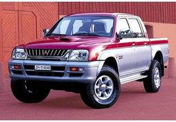มือสองน่าสน : Mitsubishi Strada 2.8 4WD ...กระบะพันธุ์แกร่งสายพันธุ์แรลลี่