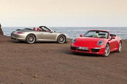 New! Porsche 911 Cabriolet ...เวอร์ชั่นเปิดหลังมาแล้ว