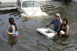 """""""รถถูกน้ำท่วม"""" ระวังให้ดีงานนี้มีย้อมแมวขาย (ตอนที่ 1)"""