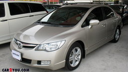 HONDA CIVIC 1.8 S i