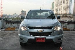 Sanook! Drive : Chevrolet Colorado 2.8 2WD LTZ ทรงพลังเต็มพิกัด ในกระบะเพื่อคนไทย