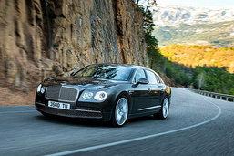 New! Bentley Flying Spur  เตรียมเผยความหรูที่เจนีวา