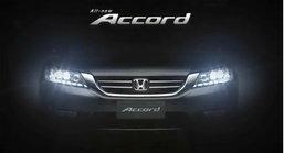 Honda Accord  พร้อมลงตลาดไทย โชว์  Teaser  เรียกกระแส ยืนยันมันมาแน่ !!