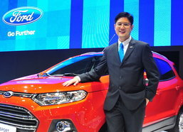 Ford .... ชักธงรบ Ecoboost  หมัดเด็ดสู้ศึก ภาษี  Co2