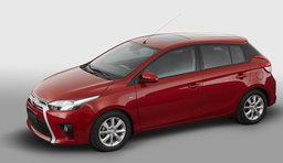มาแล้ว! สเป็คอ็อพชั่น Toyota Yaris Eco Car