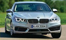 BMW 5-Series ปี 2017 จะใช้เครื่องยนต์ 3 สูบ!