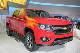 สวยเว่อร์! Chevrolet Colorado เวอร์ชั่น U.S.