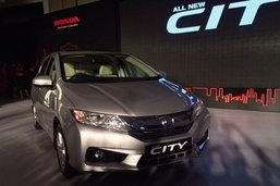 รายละเอียดอ็อพชั่นใน All-new Honda City 2014 เวอร์ชั่นอินเดีย