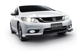 Honda Civic Sport 2014 ใหม่ สปอร์ตขึ้นกว่าเดิม