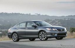 'Honda' คุยฟุ้ง 'Accord' และ 'CR-V' ขายดีที่สุด