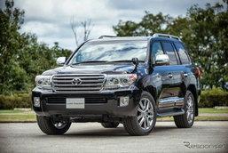 Toyota ปล่อย Land Cruiser 200 Series รุ่นพิเศษฉลอง 30 ปี