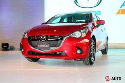 Mazda 2 อีโคคาร์เวอร์ชั่นไทย เผยโฉมแล้ว!