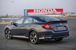 2016 Honda Civic ใหม่ เริ่มเดินสายผลิตเครื่องยนต์แล้วที่ จ.ปราจีนบุรี