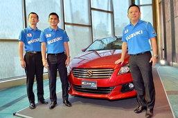 ซูซูกิยอดขายเติบโต พร้อมต้อนรับผู้นำองค์กรคนใหม่ ต่อสัญญา 'ซิโก้' ร่วมเสริมภาพลักษณ์ผลิตภัณฑ์