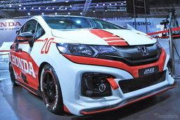 Honda Jazz Racing Concept ใหม่ เผยโฉมที่งานมอเตอร์โชว์ประเทศอินเดีย