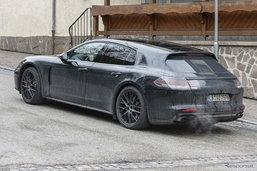 หลุด Porsche Panamera ใหม่ มีเวอร์ชั่น Shooting Brake ให้เลือกด้วย