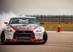 Nissan GT-R NISMO ทุบสถิติคริฟท์เร็วที่สุดในโลก 304.96 กม./ชม.