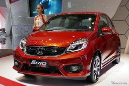 2016 Honda Brio ไมเนอร์เชนจ์ใหม่เปิดตัวแล้วที่อินโดฯ มีเวอร์ชั่น 'RS' ให้เลือกด้วย