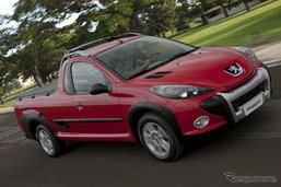 Peugeot เตรียมเปิดตัวกระบะรุ่นใหม่เสริมทัพตลาด