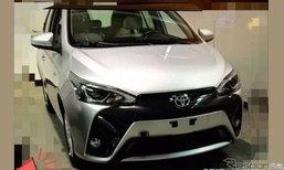หลุด 2017 Toyota Yaris ไมเนอร์เชนจ์ใหม่เตรียมเปิดตัวครั้งแรกที่จีน