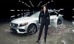 มีงี๊ด้วย! Mercedes-Benz AA Class รถพลังงานถ่านไฟฉายขนาด 'AA'...!