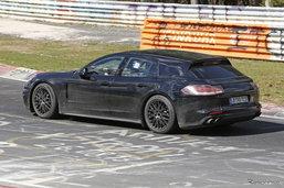 หลุด Porsche Panamera โฉม Shooting Brake ออกวิ่งทดสอบอีกแล้ว
