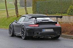 Porsche 911 GT3 RS 4.2 ตัวแรงรุ่นใหม่ล่าสุดเตรียมกลับมาแล้ว