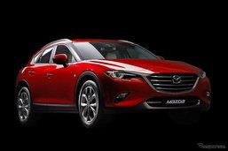 Mazda CX-4 ใหม่ ถูกเปิดตัวครั้งแรกในโลกแล้วที่งานปักกิ่งมอเตอร์โชว์ 2016