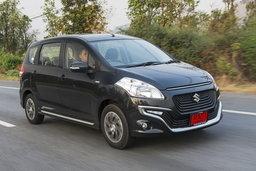 รีวิว Suzuki Ertiga Dreza ไมเนอร์เชนจ์ใหม่ ปรับหรูขึ้น สมรรถนะเกินคาด