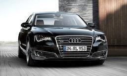 ราคารถใหม่ Audi ในตลาดรถยนต์ประจำเดือนมีนาคม 2559