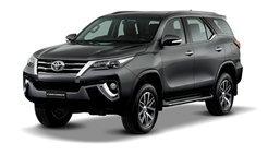 ราคารถใหม่ Toyota ในตลาดรถประจำเดือนมีนาคม 2559