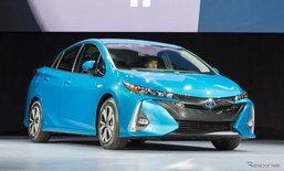 Toyota Prius Prime เวอร์ชั่นปลั๊กอินไฮบริดใหม่ล่าสุดเปิดตัวแล้วในสหรัฐฯ